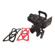 360 degree universal bike cell phone holder