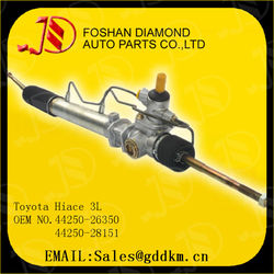44250-26350 top quality for toyota steering racks and pinion