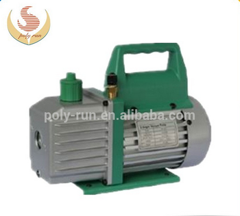 Two Stage rotary vane 1/2HP 4.5CFM/5CFM Double Stage Vacuum Pump for refrigerating system VP245