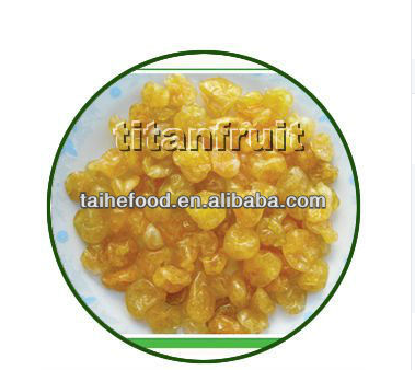 Dried Fruit With Sugar