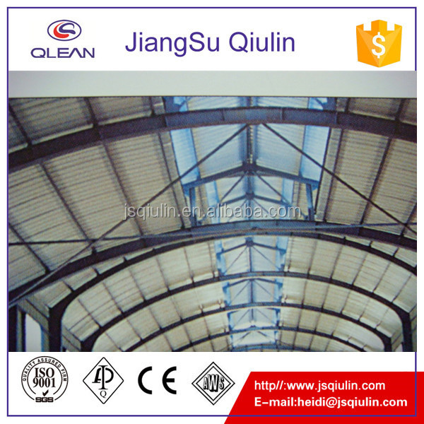 Building Frame Steel Structure Workshop/Factory/Warehouse