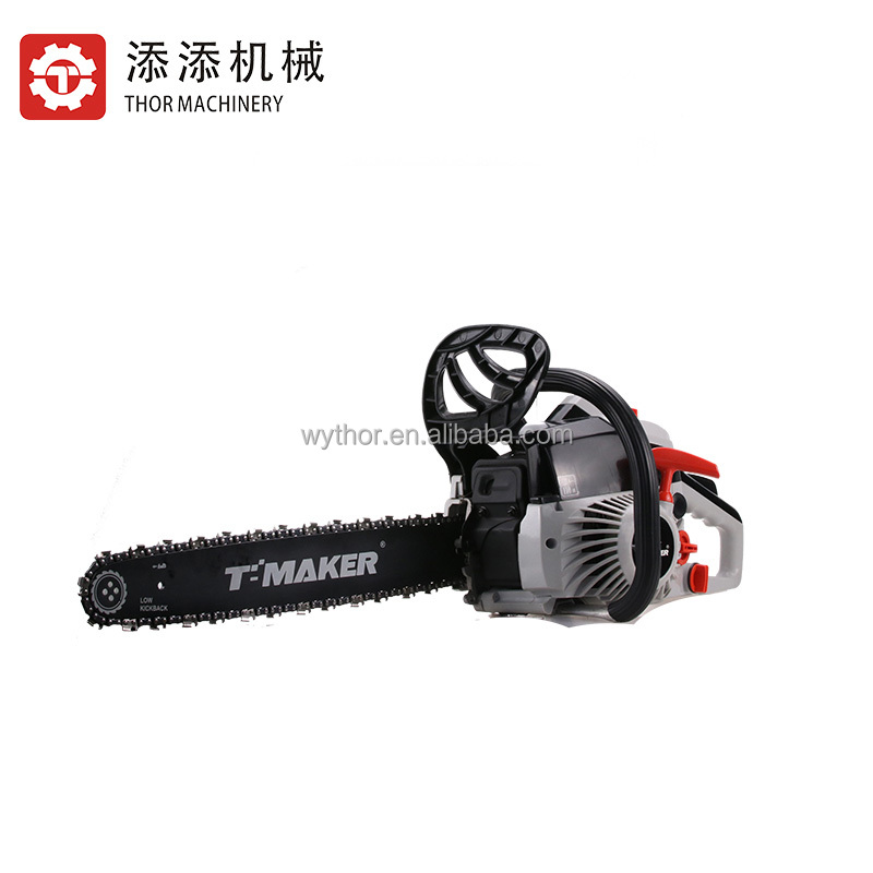 38cc 3800 gasoline chain saw mill machine with cheap factory price