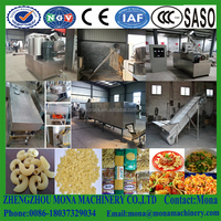 Butterfly Noodles Production Line/pasta Macaroni Making Machine Price Plant