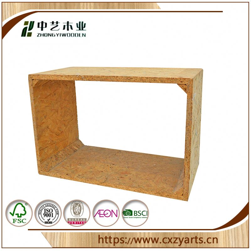 Simple Cheap Hanging Natural Accept OEM Rustic Hinging Kitchen Wall Hanging Small Wooden Cabinet With Many Drawers