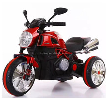 Car Type and 3 wheel kids motocycle,Ride On Toy Style electric motorcycle for children