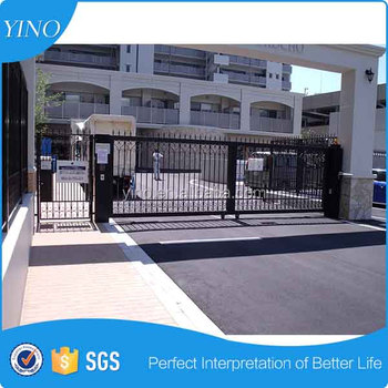 Customized size various color strong iron gate IG-1-004