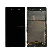 Original quality LCD Display For Sony Xperia Z3 Compact D5803 D5833 Touch screen with digitizer + Adhesive Tape