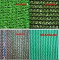 factory price Garden Green Sun Shade Net / Netting / Cloth for Greenhouse / Vegetable Nursery / Carport