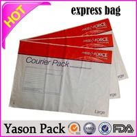 Yason alibaba air express packaging for express mail high quality courier bag