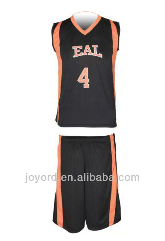 2014 basketball jersey uniform made in China no moq limit