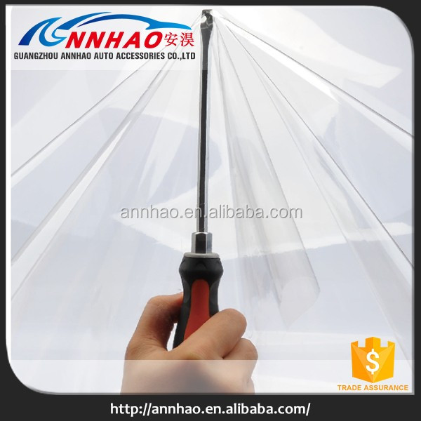 Top Quality Hot Sale Car Body Protection Transparent TPU Film Wholesaler