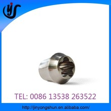CNC machining aluminum spare parts, computer numerical control aluminum part