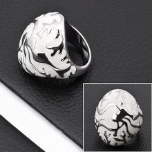 Unique design fashion 18kg ring jewelry in low price