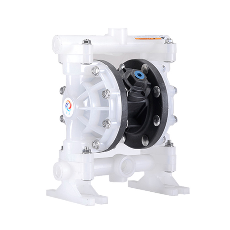 Waste Water Usage Teflon Acid Air Operated Diaphragm Pump