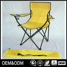 China Factory Direct JD-2009 metal folding chair pads for fishing