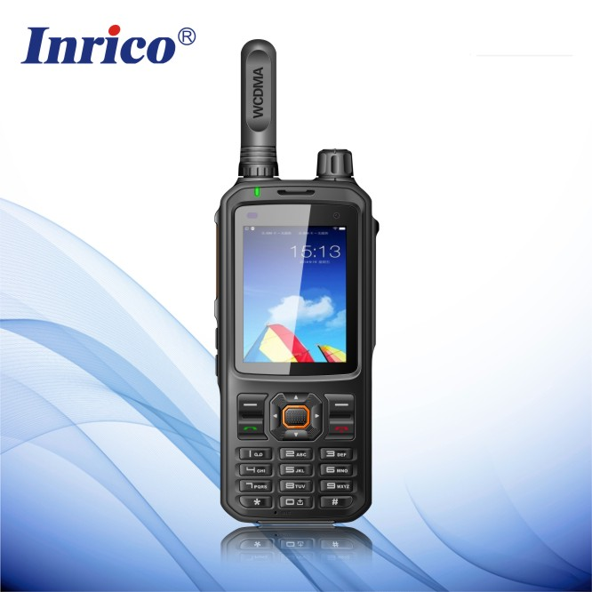 Inric Walkie Talkieo 2G/3G WCDMA/ GSM Intercom Handy Walkie Talkie T298 Two Way Radio