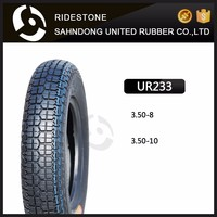 Competitive Price SCOOTER MOTORCYCLE TIRE 3.50-8 3.50-10