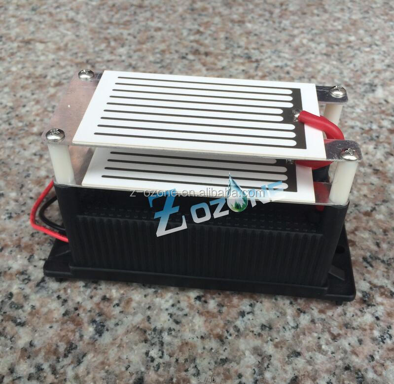 New design! 7g/h ozone generator part with ceramic ozone plate