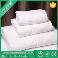 Wholesale China manufacturer custom high quality 100% cotton jacquard bath towel