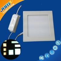 Good quality LED panel ip54 ir sensor small square LED panel light 22w