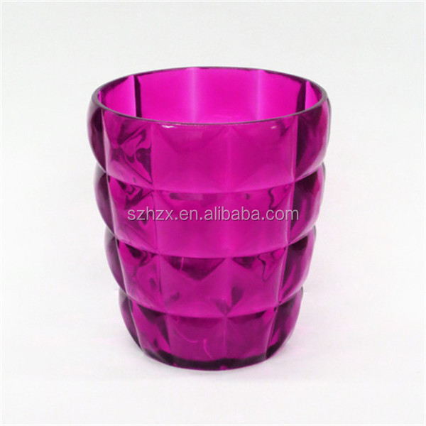 Reusable Plastic Cup Microwave Safe/ 200 ml Water Cup