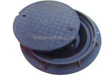 Hot Sale Driveway Use Waterproof SMC Manhole Cover Double Seal