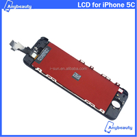 Mobile Phone Screen For iPhone 5/5C Grade AAA LCD For IPHONE 5 Digitizer Top Sale!!!
