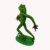 Wholesale Animal Figurine Sport Frog Toy For Home Table Decor