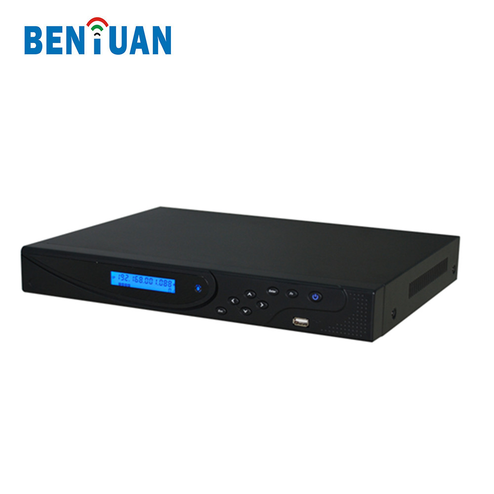 16CH POE 32CH Network Video Recorder Support Cloud Storage