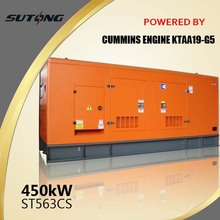 500 kw diesel generator for sale for cummins engine