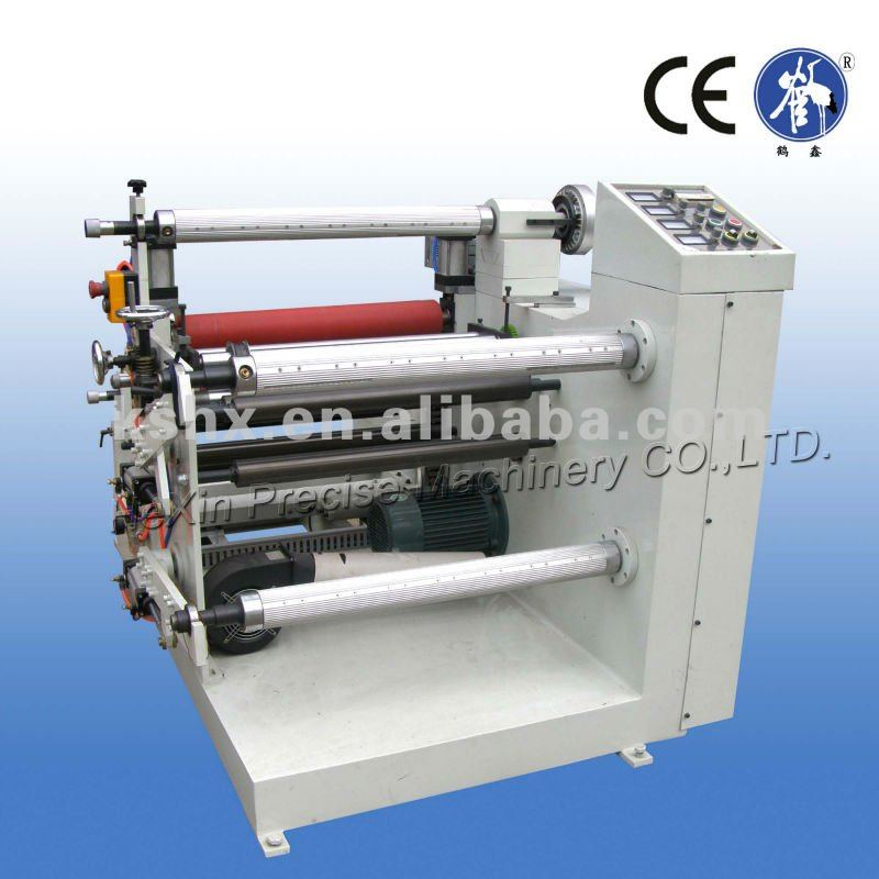Auto Double sided tape slitting rewinding machine