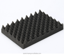 Convoluted Egg Shape Foam Charcoal Grey All Sizes For Foam Packing Sheet Pad