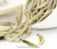 organic stir fried Silver Needle Bai Hao Yin Zhen 2014 Silver Needle White Tea new BIO White Tea Fujian tea