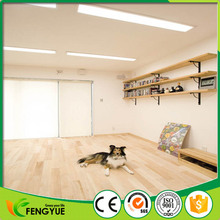 Sound Proof Hotel Poly Vinyl PVC Flooring Quality Laminate WPC Click Tiles
