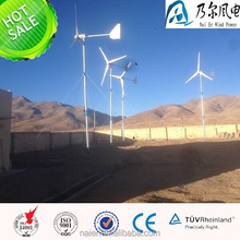 2015 High quality 2000w wind generator renewable energy roof wind turbine