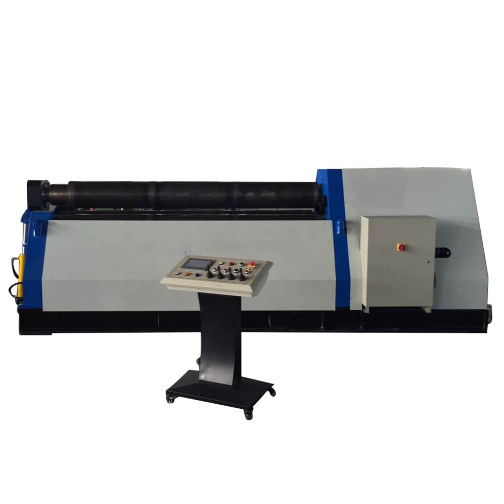 Best Selling <strong>W11Y</strong>-60x3000 Hydraulic 3 Roller Symmetrical Plate Bending <strong>Rolling</strong> <strong>Machine</strong>