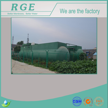 Children Hospital Sewage Waste Water Treatment Containerized MBR Plant Easy Upgrade