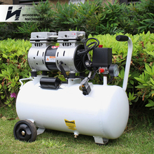 Factory best price silent oil free wash paint auto air compressor