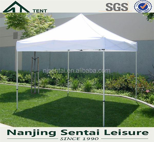 chinese factory strong folding 3x3m aluminium outdoor camping shelter tent