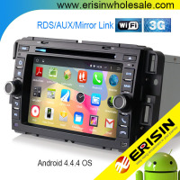 "Erisin ES2012C 7"" 2 Din Touch Screen for GMC Car Radio DVD GPS Navigation System"