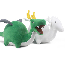 New Christmas Plush Baby Toys Soft Stuffy Dinosaur Toys For Claw Machine