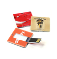 Factory Price New Technology Mini Cool Credit Card USB Flash Drive Square