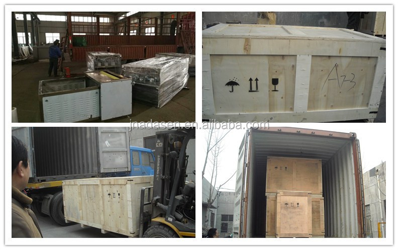 China supplier microwave sterilizing machine for quinoa seeds