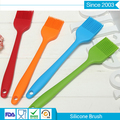 top sale high quality non toxic pastry and oil silicone barbecue brush