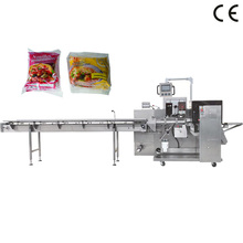 High Quality Fried Instant Noodle Horizontal Flow Pillow Bag Packing Machine