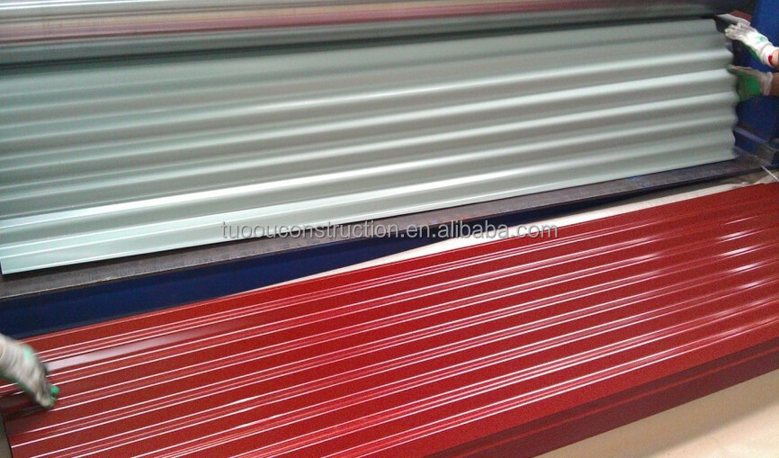 Color Roofing/colour steel roof sheets/colorbond low price