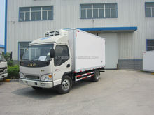 3-5Tons jac refrigerated truck/jac cargo truck/mini box van truck for sale from china