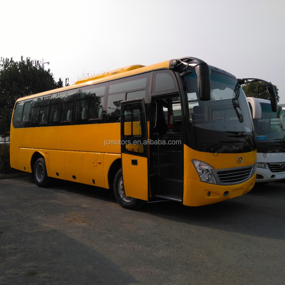 Hot Selling Shaolin New Bus Model Front Engine Luxury Bus price