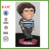Greg Brady Bunch Head Knockers Bobblehead Bobble Head Spring Bobber Nodder Barry Williams 2002
