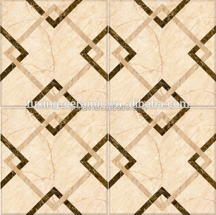 400x400mm Marble tile design cheap price tile in Dubai